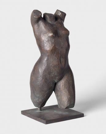 Kleiner Torso (Maika), 1939, Bronze, H 35 cm