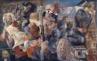 Bernhard Heisig, Der Maler und sein Thema, 1977/79