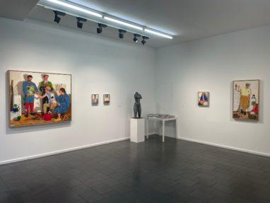 Ausstellungsansicht Galerie Schwind | Berlin