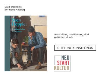 Der neue Katalog: Sven Hoppler - Tragikomisches Welttheater