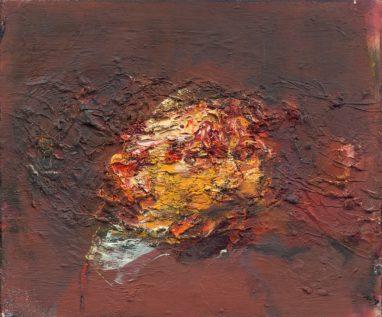 o.T. (#88), 2016, Öl auf Leinwand, 50 x 60 cm