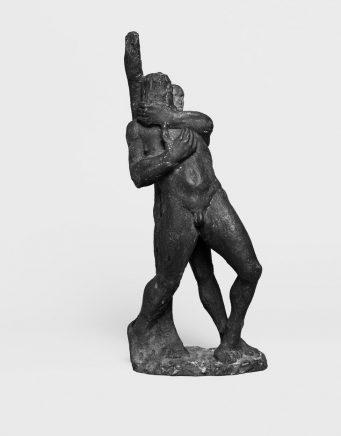 Fritz Cremer, Kein Titel mehr!, 1991, Bronze, H 24 cm
